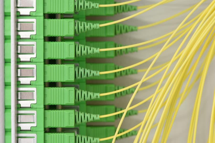 optical fiber frame panel